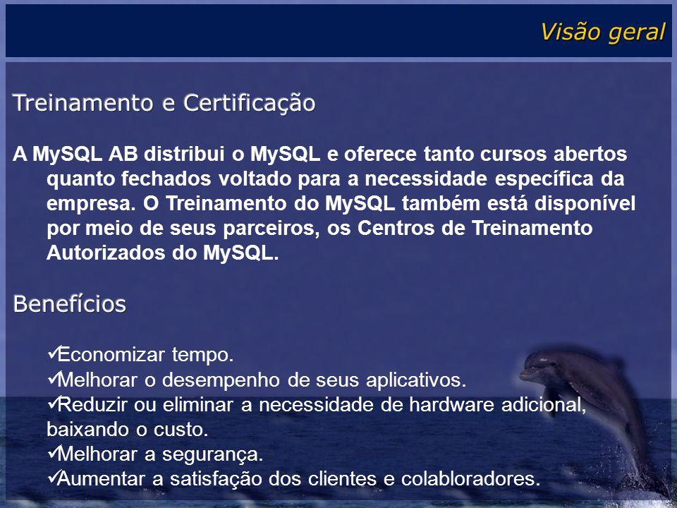 Treinamento e Certificação