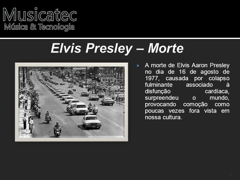 Elvis Presley – Morte