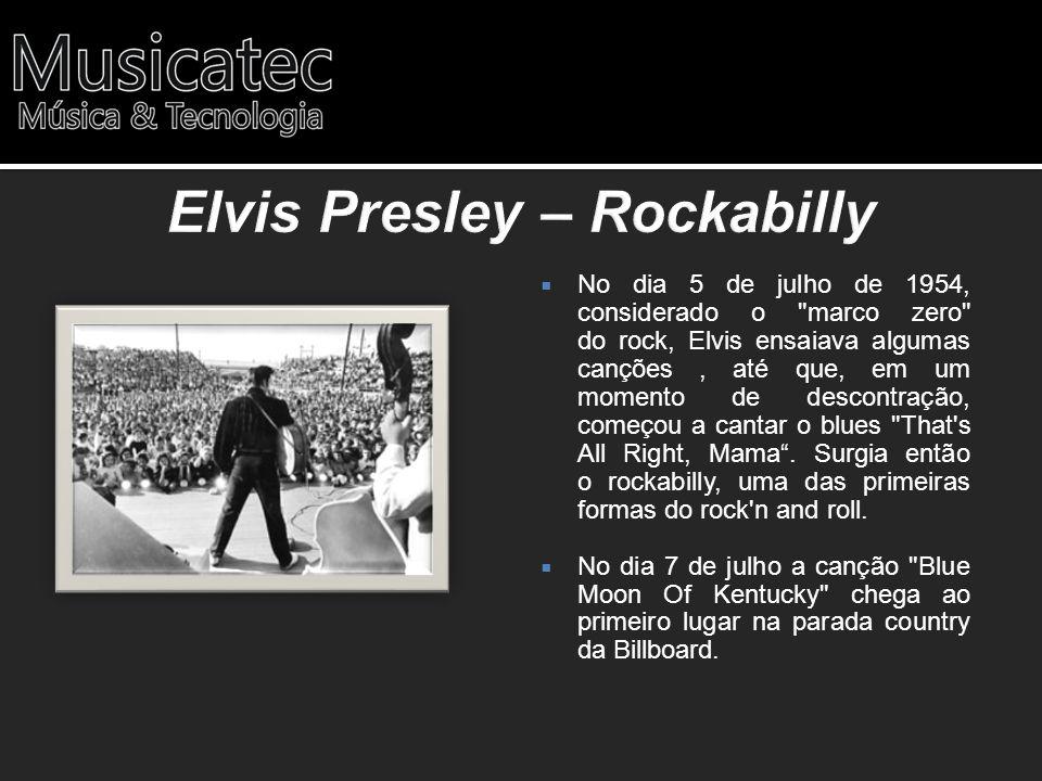 Elvis Presley – Rockabilly
