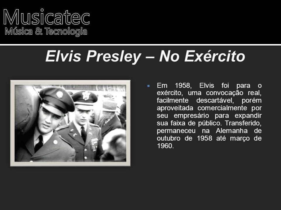 Elvis Presley – No Exército