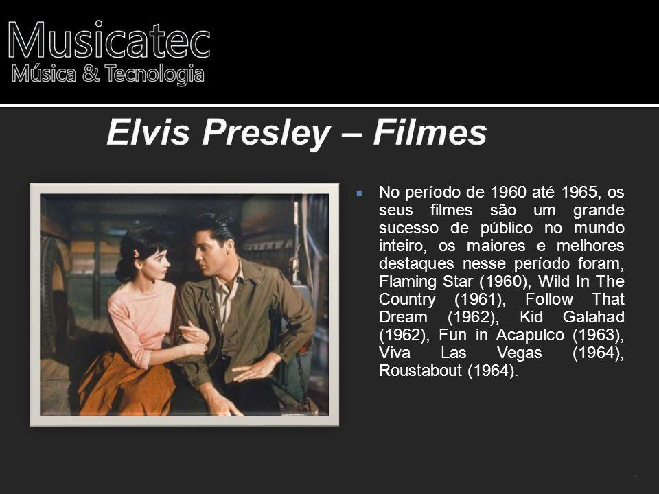 Elvis Presley – Filmes