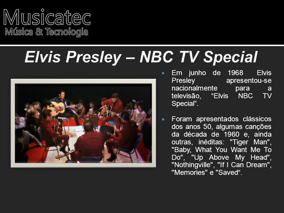 Elvis Presley – NBC TV Special