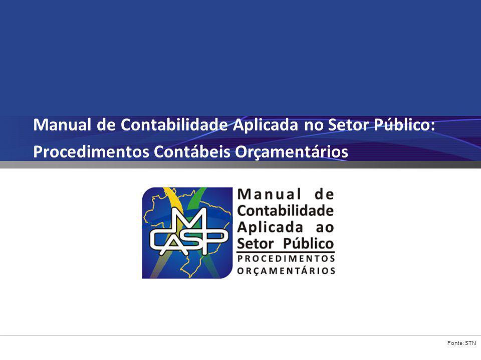 Manual de Contabilidade Aplicada no Setor Público: