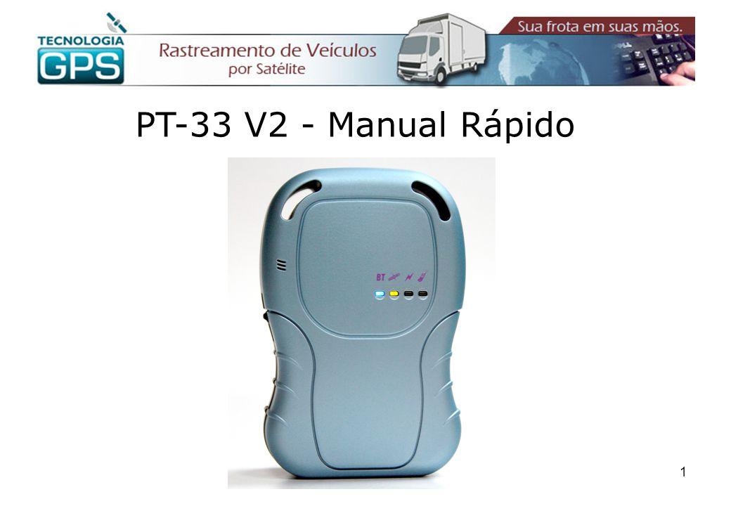 PT-33 V2 - Manual Rápido