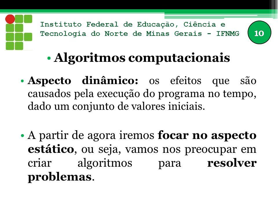 Algoritmos computacionais