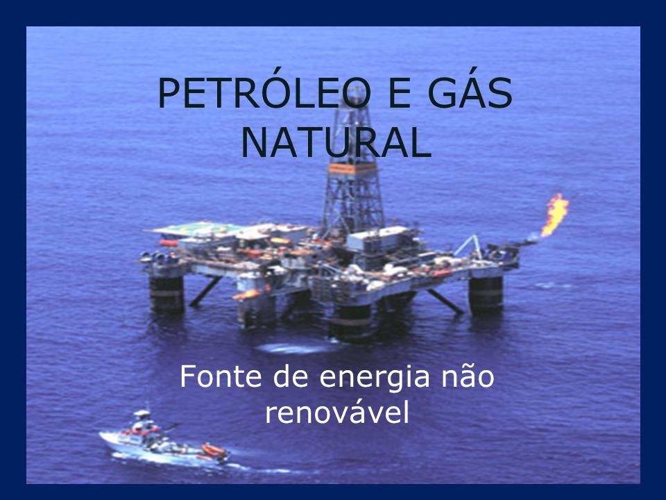 Fonte de energia não renovável