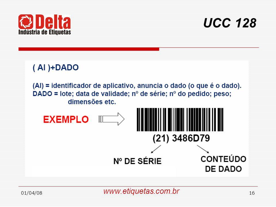 UCC 128 www.etiquetas.com.br 01/04/08