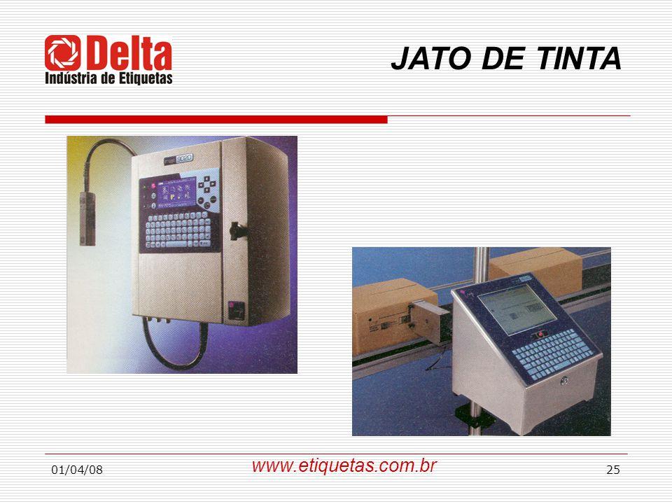 JATO DE TINTA www.etiquetas.com.br 01/04/08