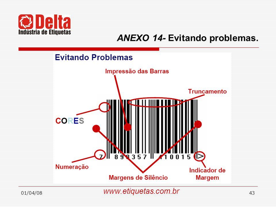 ANEXO 14- Evitando problemas.