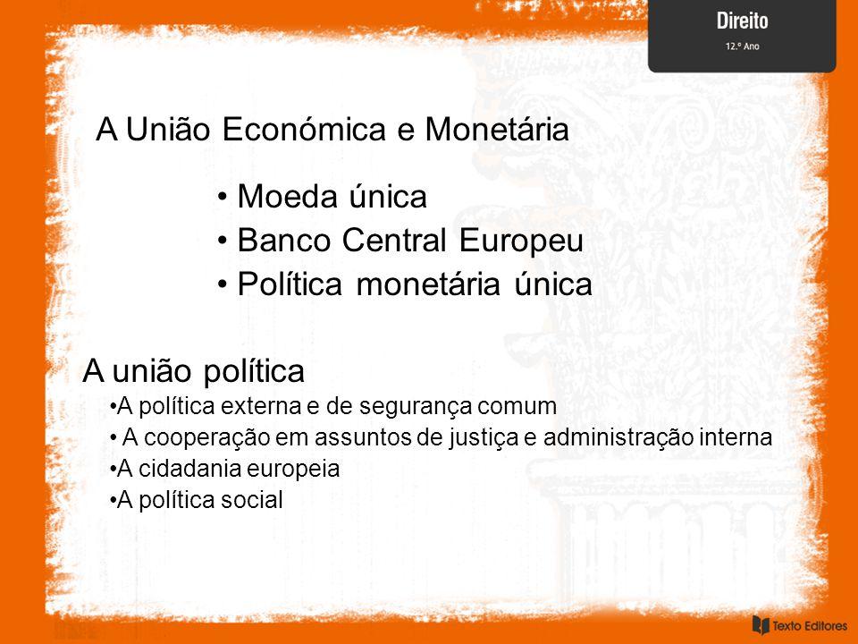 A União Económica e Monetária