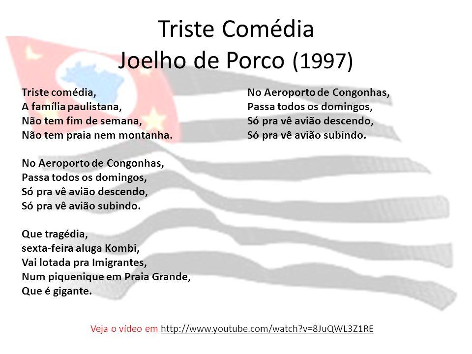 Triste Comédia Joelho de Porco (1997)