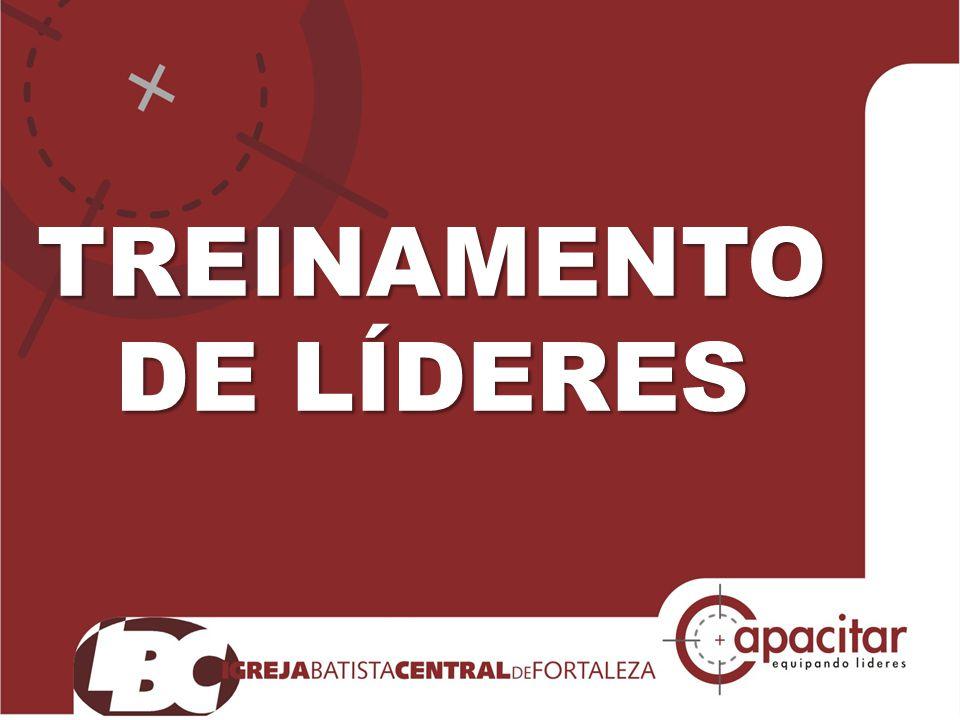 TREINAMENTO DE LÍDERES