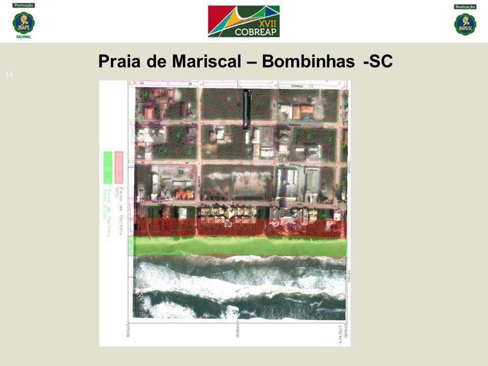 Praia de Mariscal – Bombinhas -SC