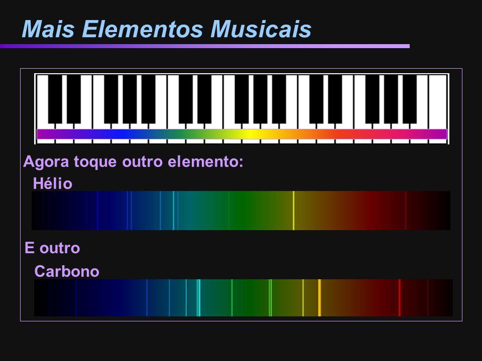 Mais Elementos Musicais