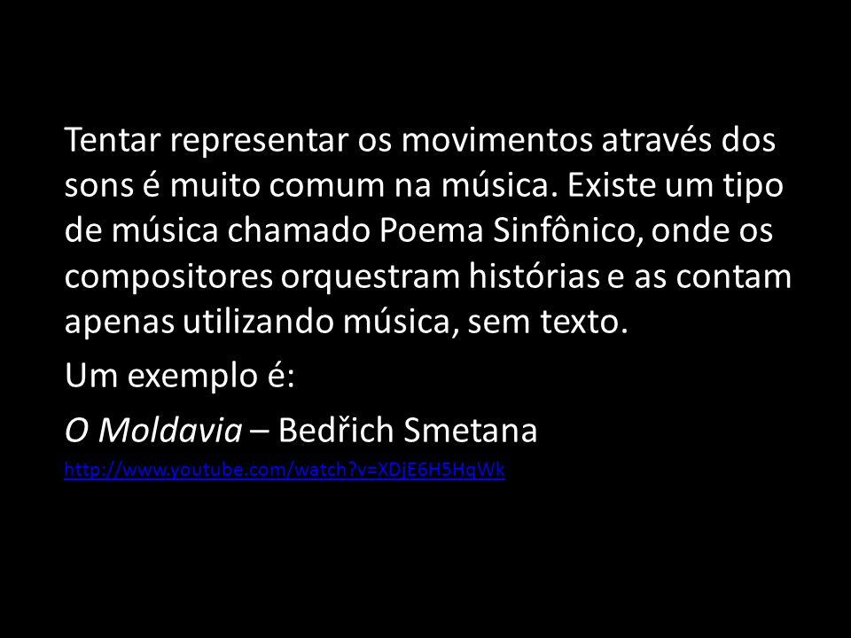 O Moldavia – Bedřich Smetana