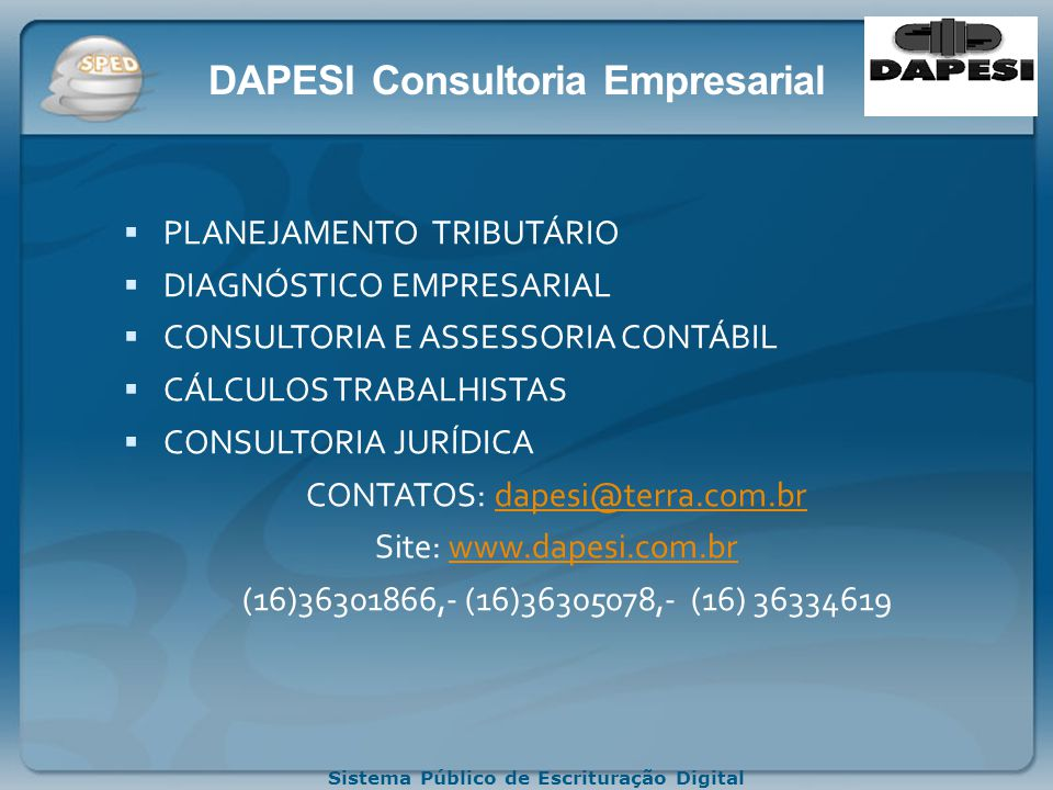 DAPESI Consultoria Empresarial