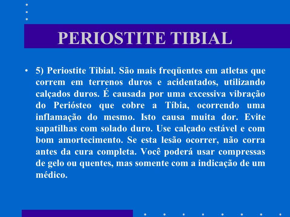 PERIOSTITE TIBIAL