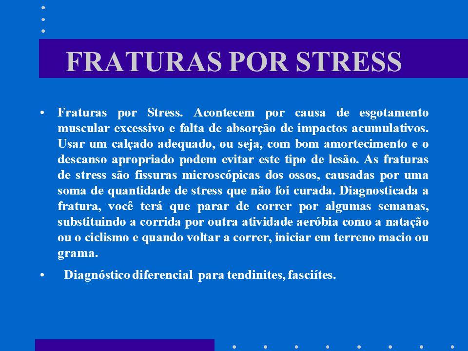 FRATURAS POR STRESS