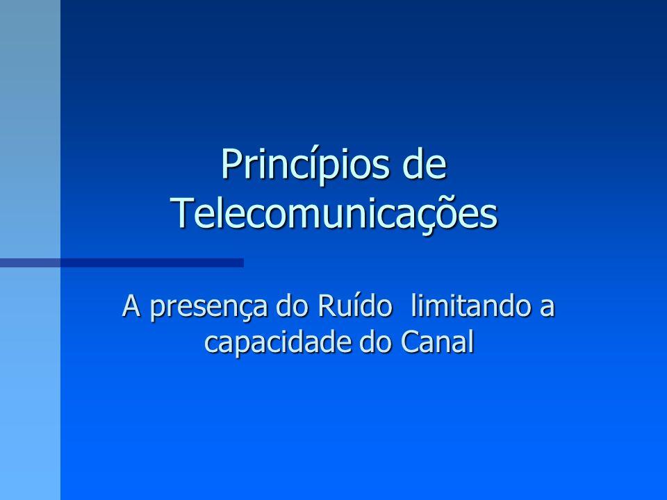 Princípios de Telecomunicações