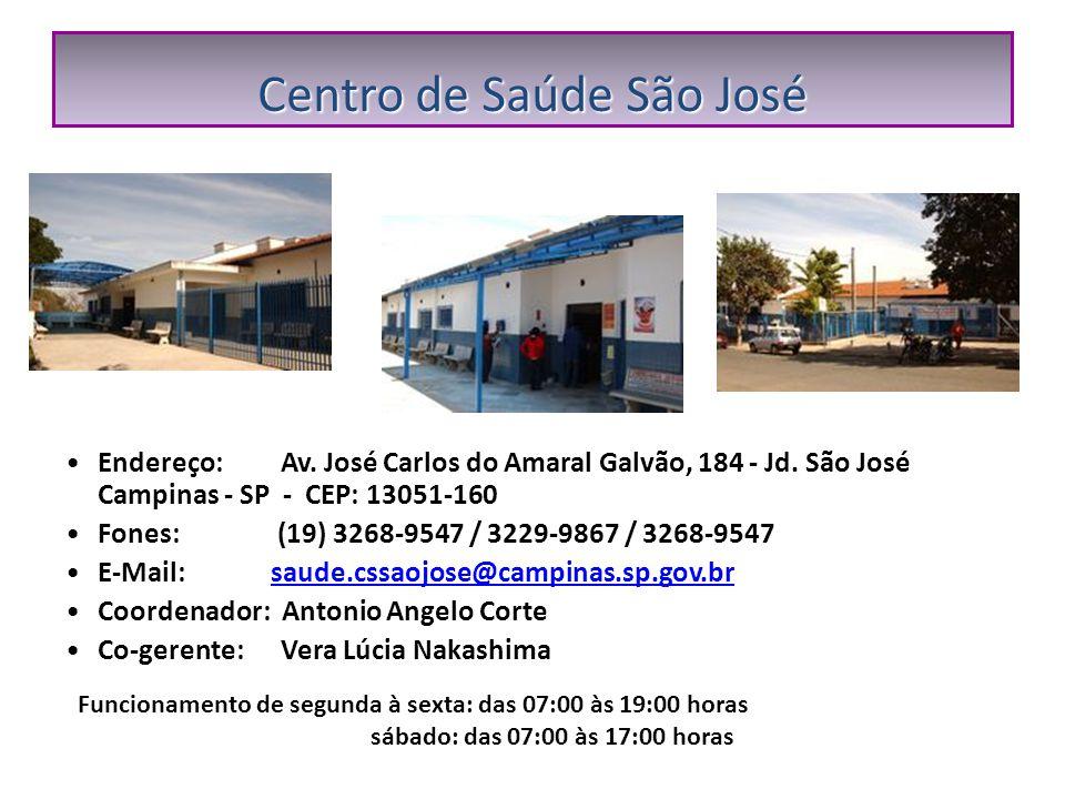 Centro de Saúde São José