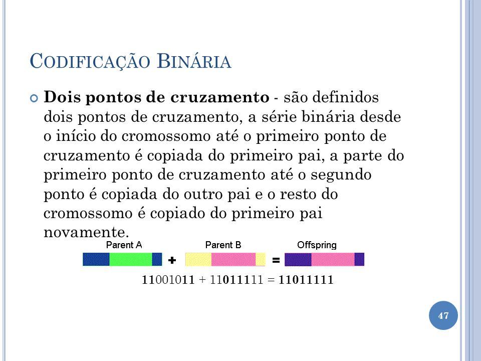 Codificação Binária