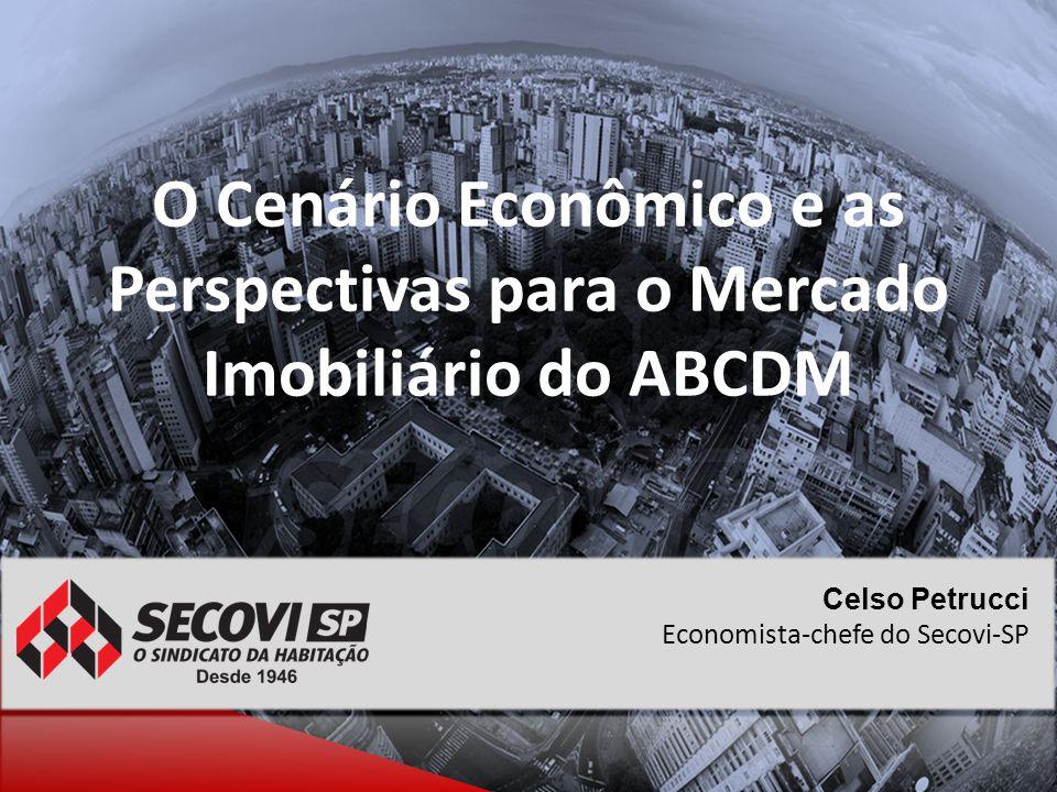 O Cenário Econômico e as Perspectivas para o Mercado Imobiliário do ABCDM