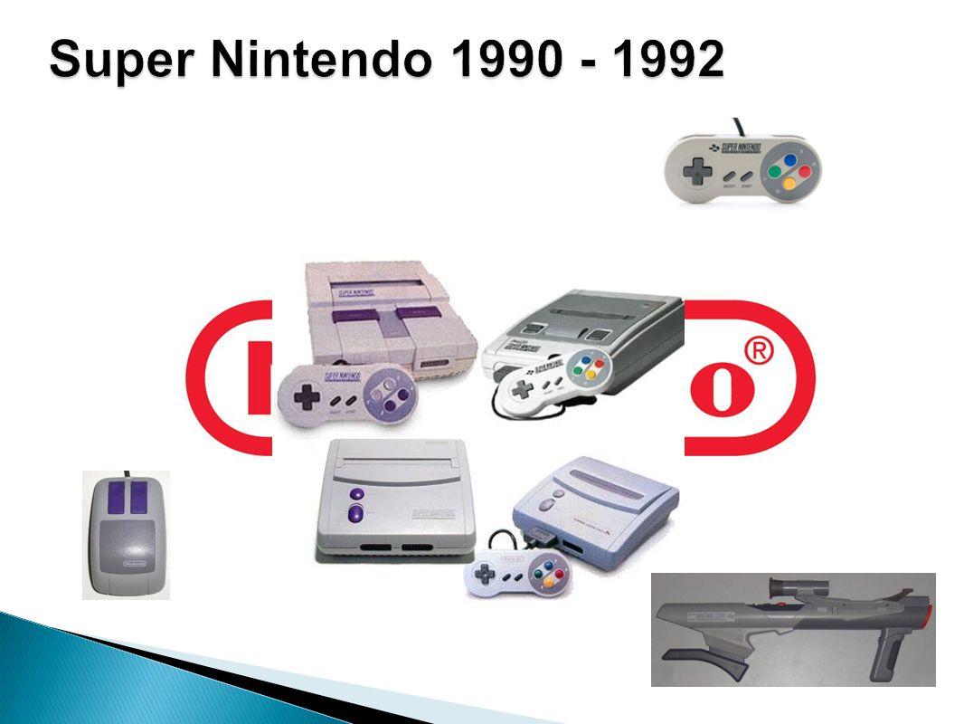 Super Nintendo 1990 - 1992