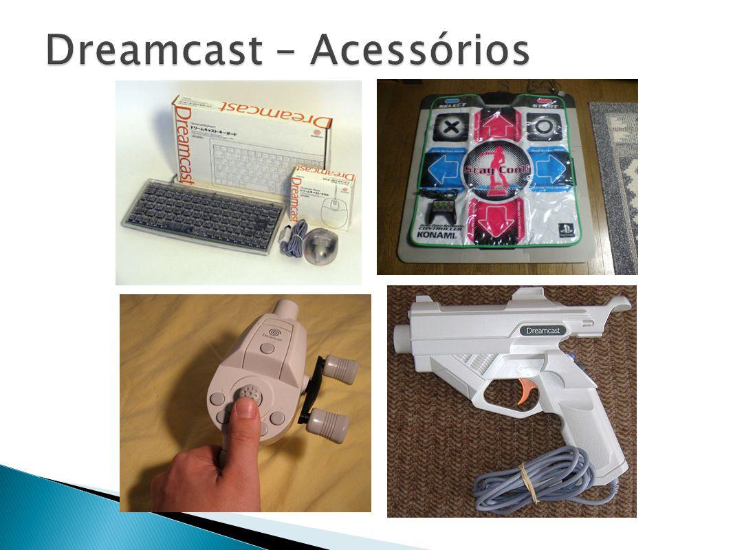 Dreamcast – Acessórios