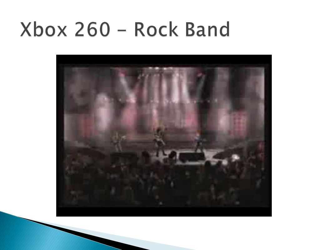 Xbox 260 - Rock Band Halo 3 (Microsoft) The Orange Box (EA Games)