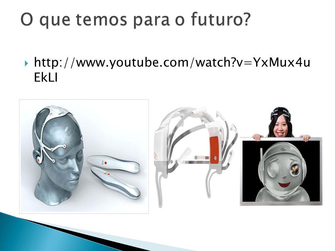 O que temos para o futuro