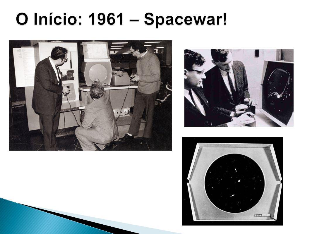 O Início: 1961 – Spacewar!