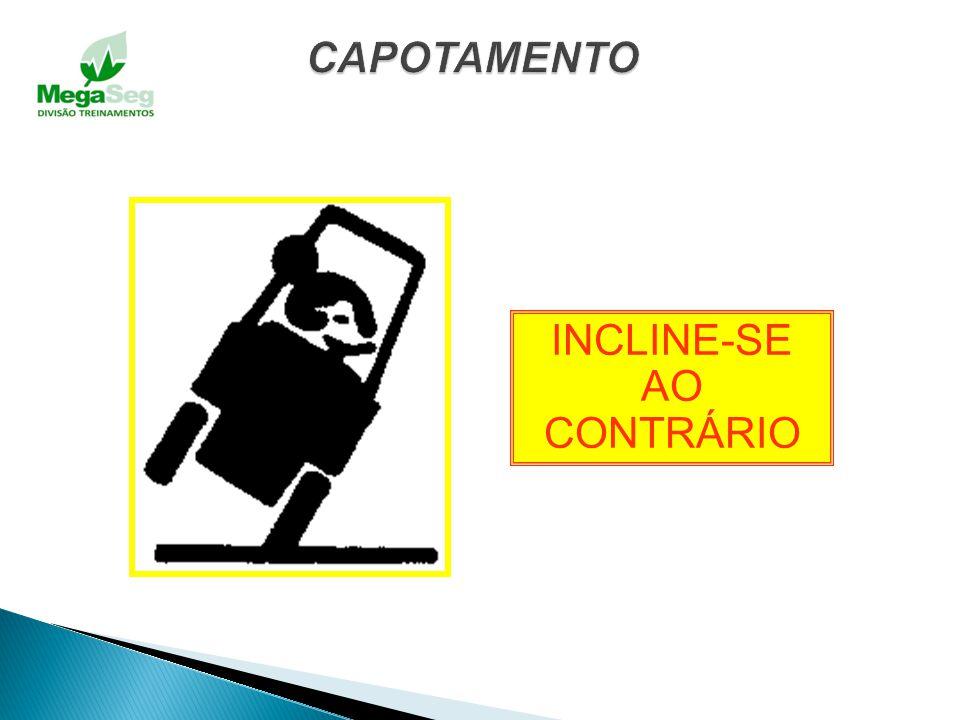 INCLINE-SE AO CONTRÁRIO