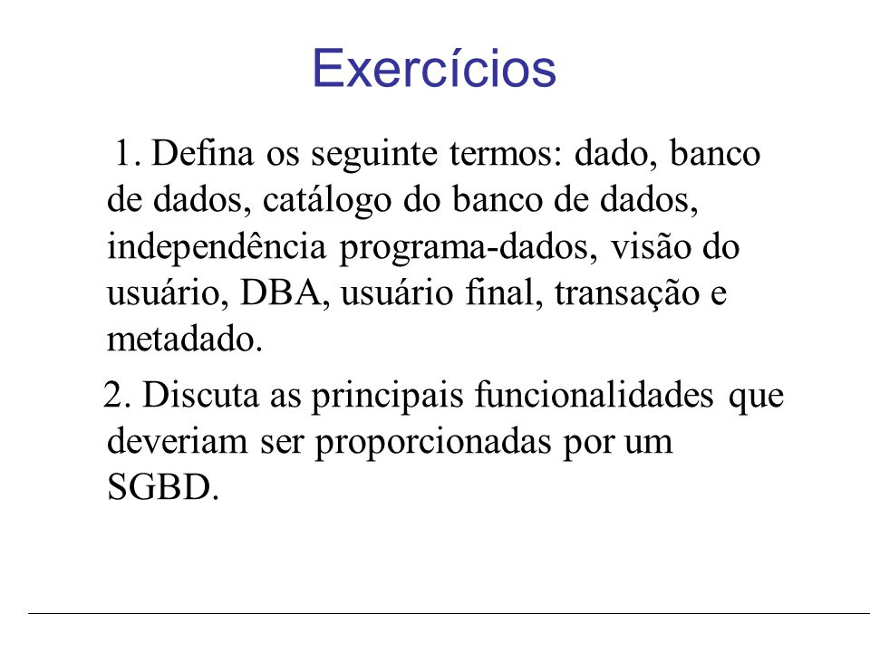11/24/12 Exercícios.