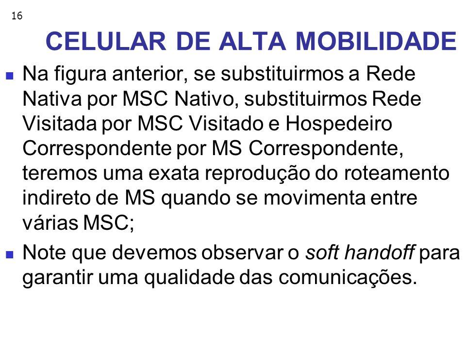 CELULAR DE ALTA MOBILIDADE