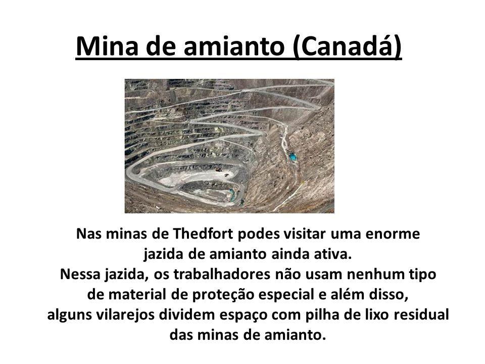 Mina de amianto (Canadá)