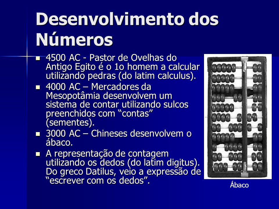Desenvolvimento dos Números