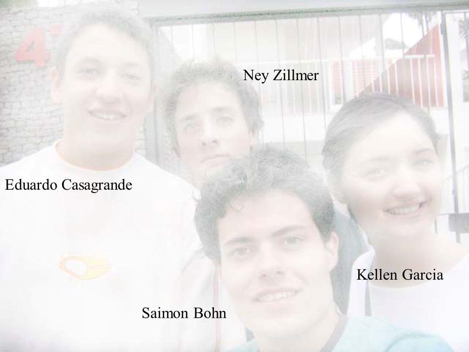 Ney Zillmer Eduardo Casagrande Kellen Garcia Saimon Bohn