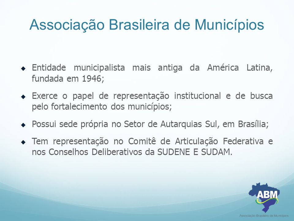 Associação Brasileira de Municípios