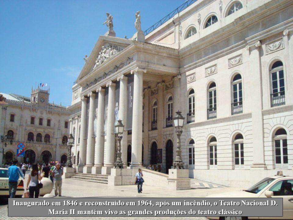 Maria II mantém vivo as grandes produções do teatro clássico