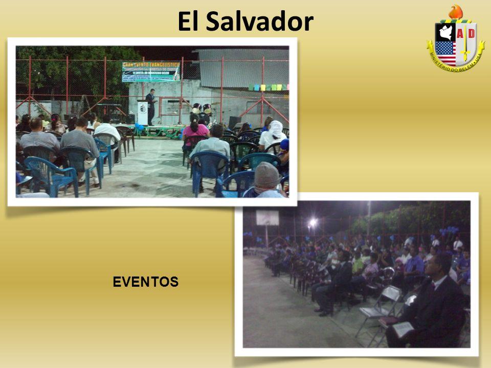 El Salvador EVENTOS