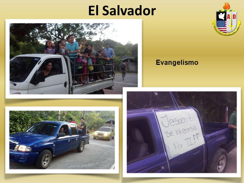 El Salvador Evangelismo