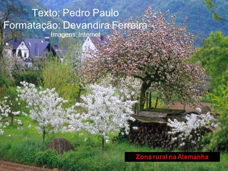 Texto: Pedro Paulo Formatação: Devandira Ferreira Imagens: Internet