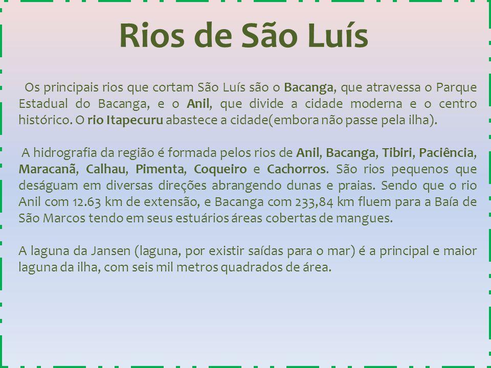 Rios de São Luís