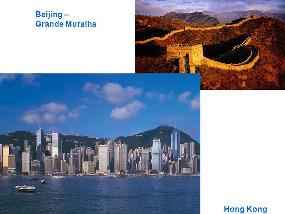 Beijing – Grande Muralha