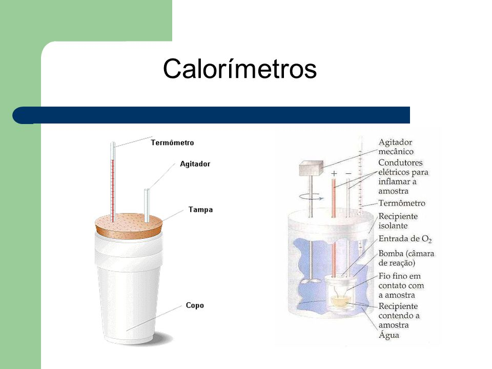 Calorímetros