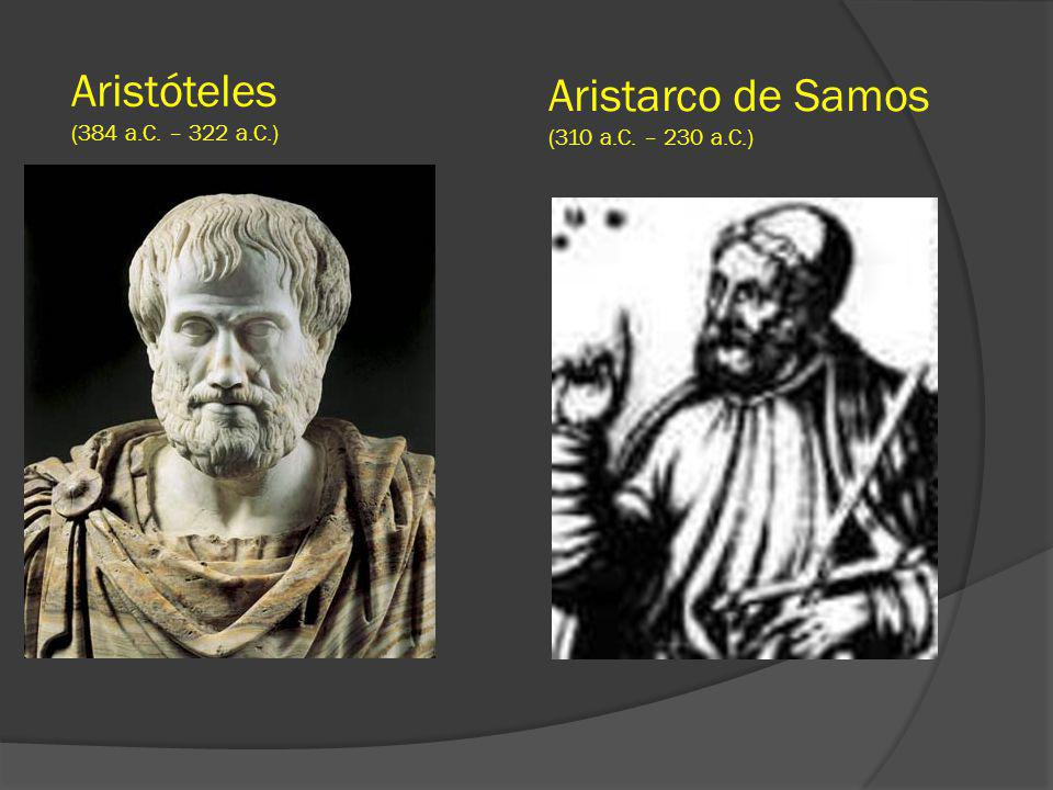 Aristarco de Samos (310 a.C. – 230 a.C.)