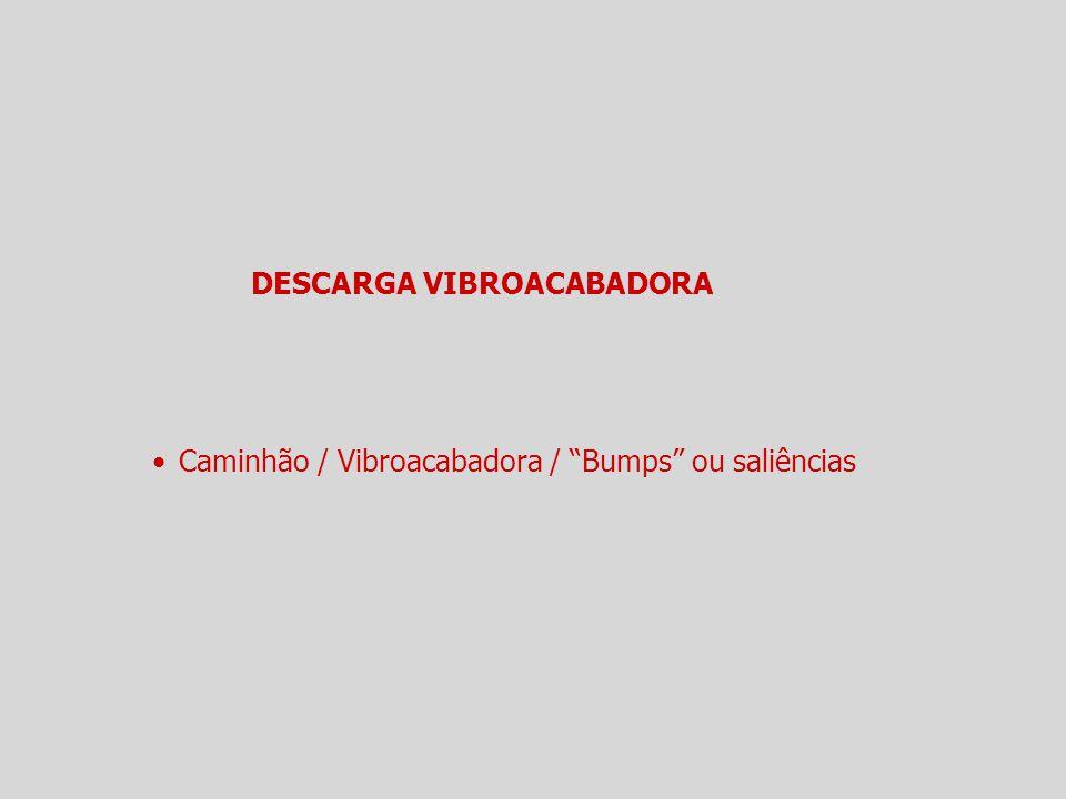 DESCARGA VIBROACABADORA