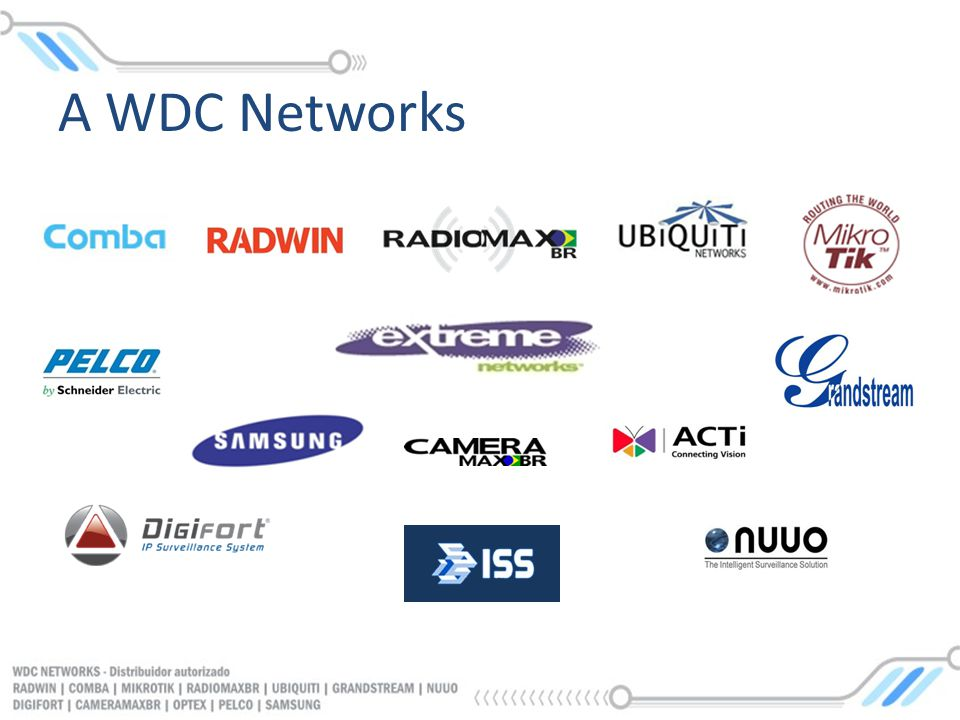 A WDC Networks