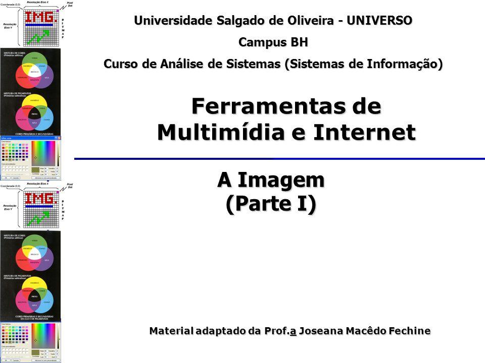 Ferramentas de Multimídia e Internet