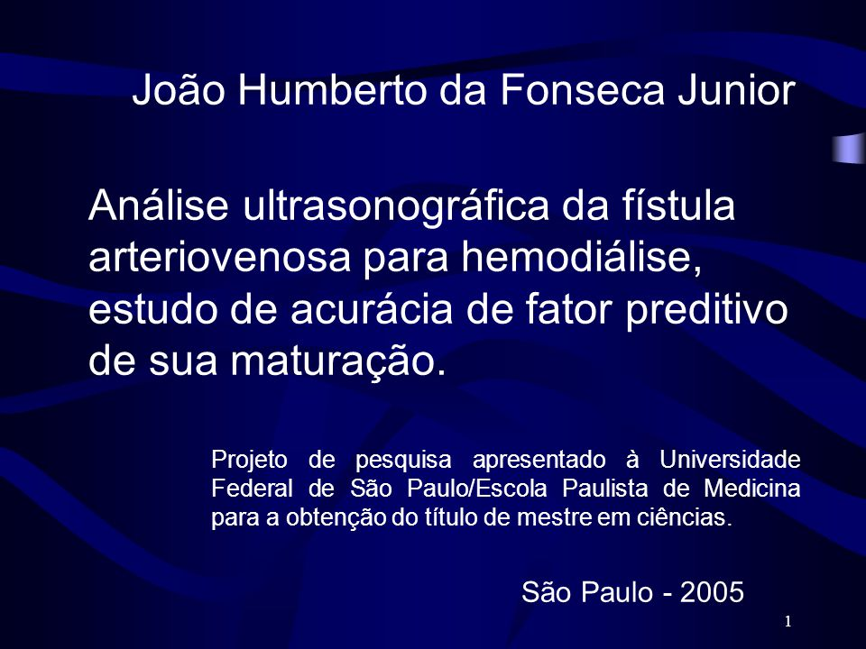 João Humberto da Fonseca Junior